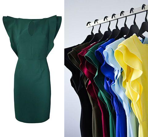 Rochia R670 este perfectă pentru zilele călduroase de vară! Comand-o și tu!     Link rochie R670: http://www.adromcollection.ro/rochii/774-rochie-angro-r670.html