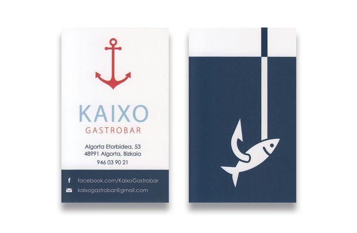 Kaixo Gastrobar / Business Card