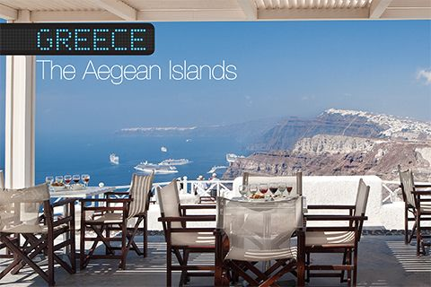 Wine Travel Destination 2014: Aegean Islands, Greece  you will find us on Lemnos