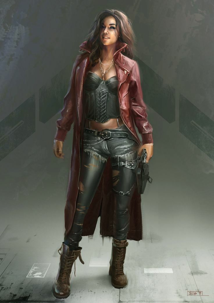 Pin by Ryan B on post apocalyptic RPG portraits Post