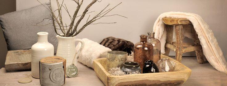 Houd je van rustieke meubels, natuurlijke materialen, houten vloeren en rust in huis? Dan past dit interieur zeker bij jou!