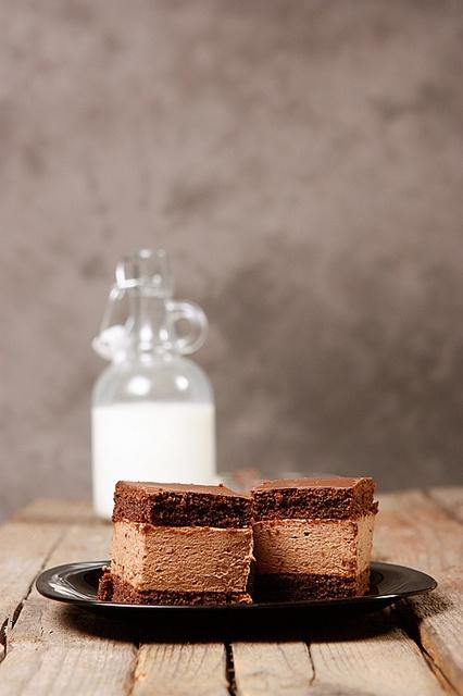 "One of the best hungarian desserts: ""Rigójancsi"""