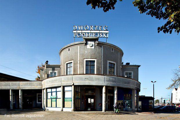Dworzec Podmiejski, Gdynia, Poland