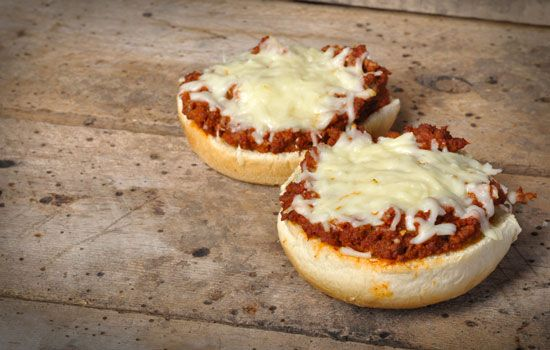 School Cafeteria's Pizza Burger Recipe - Food - GRIT Magazine