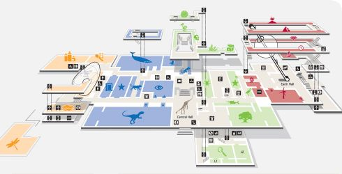 museum map - Google Search