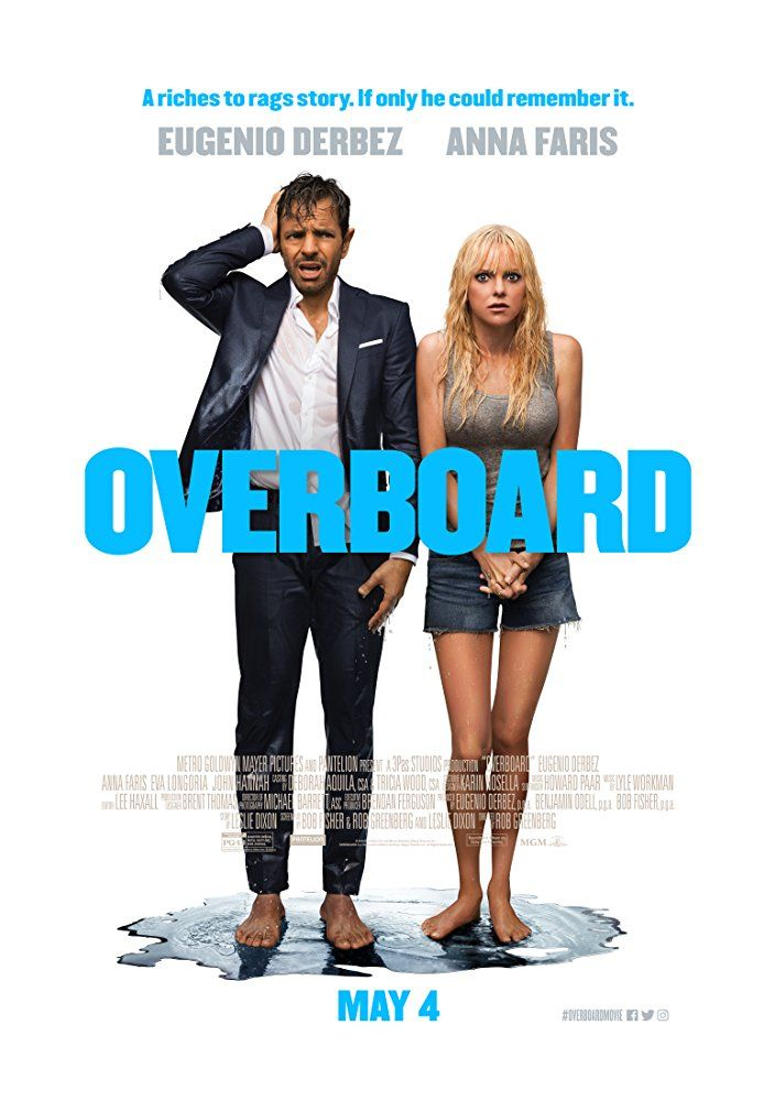 Overboard Full Comedy Movie 2018 Movies Movie Theater Movies out now