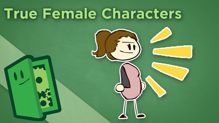 Extra Credits: True Female Characters, by James Portnow, Daniel Floyd, and Allison Theus