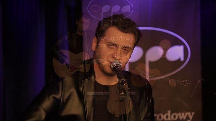 Marcin Styczeń śpiewa Cohena - Idę tam (Going home)