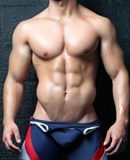 Muscle Men Shirtless