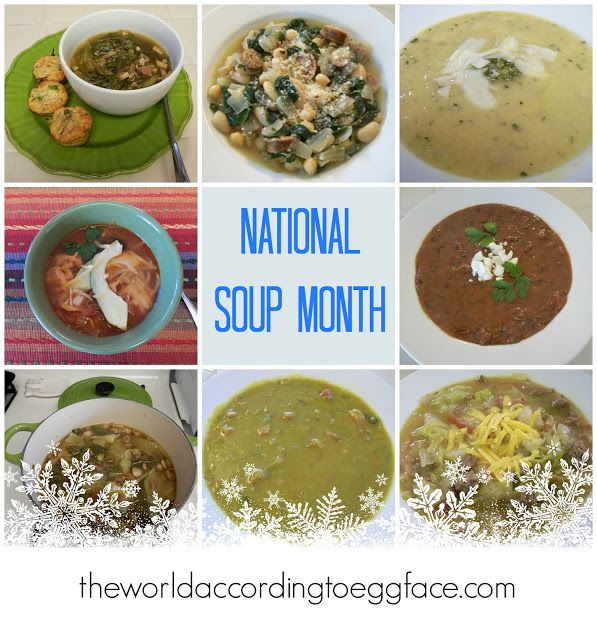 31 best healthy asian food images on pinterest bariatric food theworldaccordingtoeggface national soup month recipe round up traditional recipes with healthy twists forumfinder Image collections