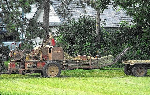 Cc C Cfa D Ea A Ae Baler Antique Tractors
