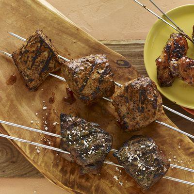 Serve Restaurant-Style Brazilian BBQ in Your Backyard Brazilian-Style Garlic-Cilantro Steak...