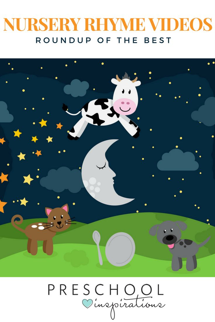 The best nursery rhymes for children. Nursery rhymes are both educational and fun, and here are some of the best as well as other rhyming songs