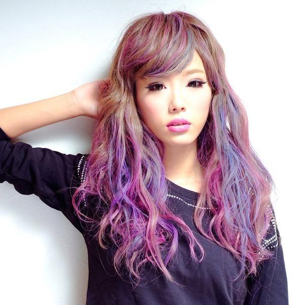 1日だけ違うワタシに♡髪を濡らさず使えるヘアチョークの18枚目の写真 | マシマロ