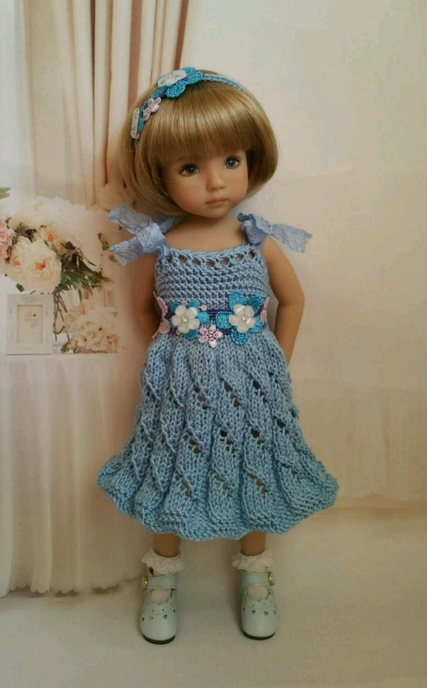 "Outfit for doll 13"" Effner Little Darling)  #DiannaEffner"