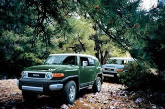 2017 Toyota FJ Cruiser Prices in UAE, Gulf Specs & Reviews for ...