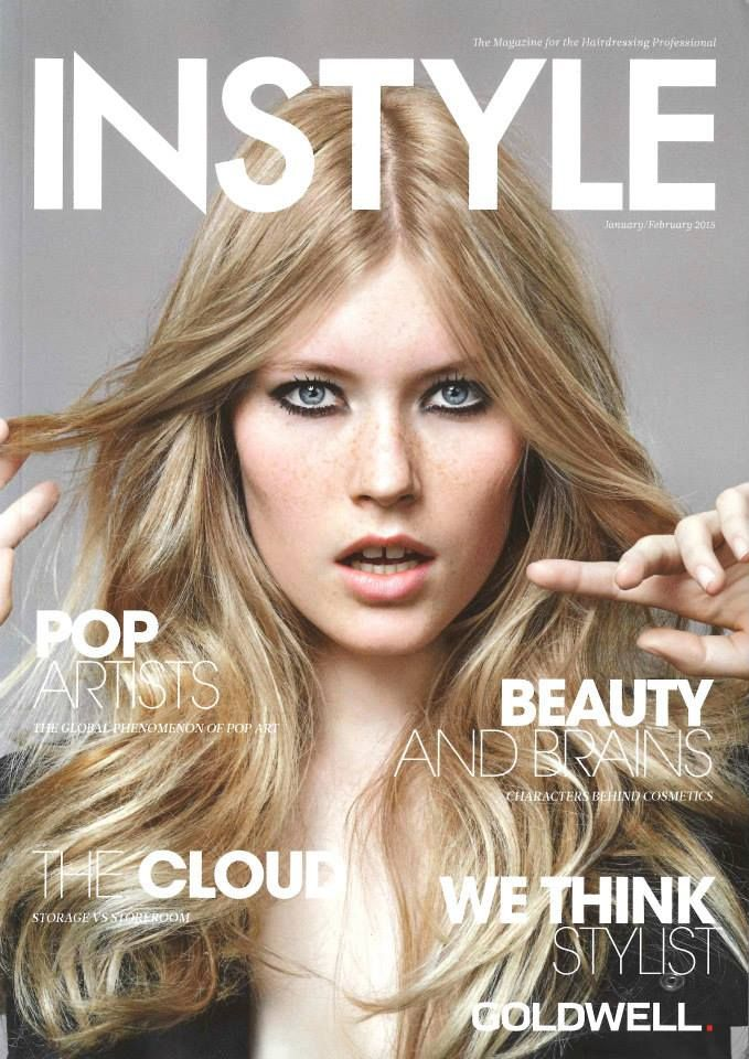 INSTYLE January/February 2015 issue