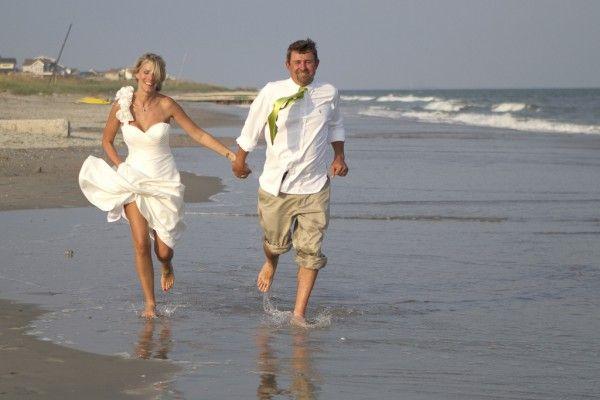 Casual Dress / Shorts wedding