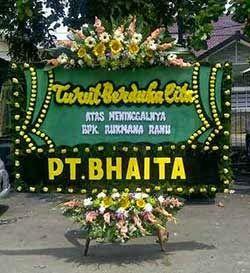 Toko Bunga Dekat Rumah Duka Heaven Kirim Bunga ke Rumah Duka Heaven   Bunga duka cita merupakan ucapan bunga yang sering digunakan oleh seluruh orang di Jakarta. Kami maerupakan salah satu toko bunga yang lokasinya dekat dengan Rumah Duka Heaven, sehingga pengiriman bunga ke lokasi ini gratis ongkos kirim.