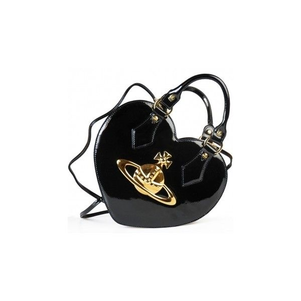 Vivienne Westwood | Ebury 4863 Bag Black (785 PAB) ❤ liked on Polyvore featuring bags, handbags, accessories, vivienne westwood, vivienne westwood purse, vivienne westwood handbags and vivienne westwood bags