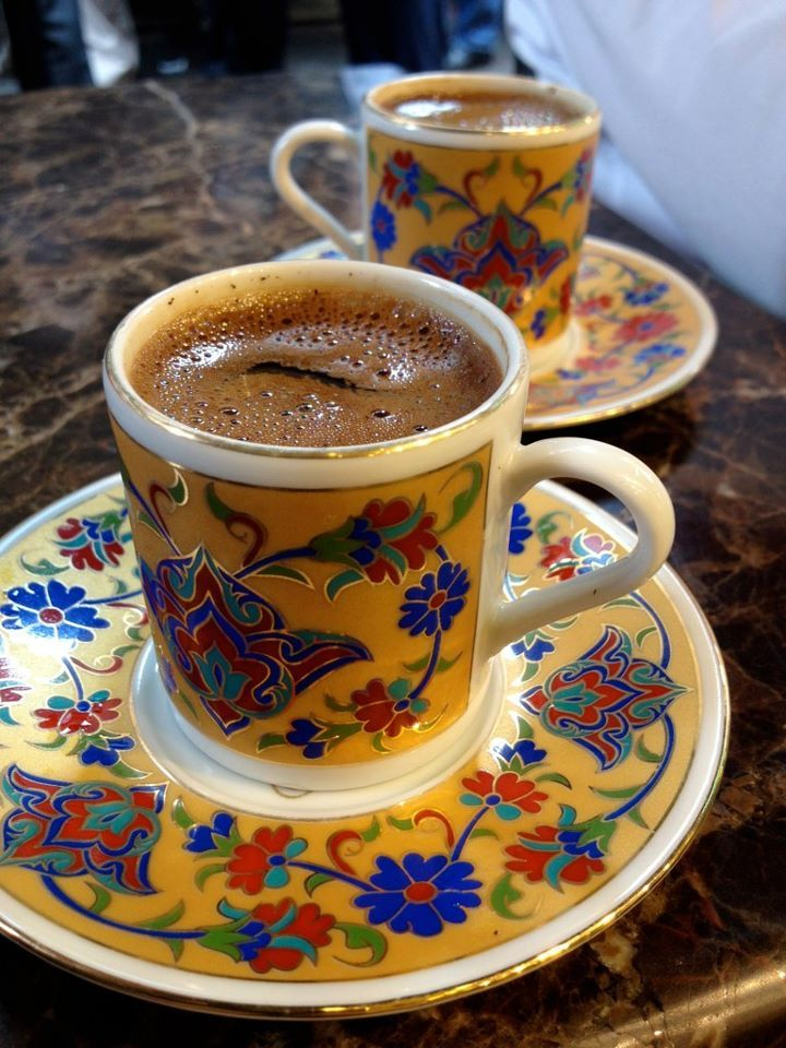Syrian Coffee - cafes aroma ...