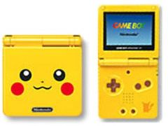 Pikachu Pokemon Game Boy Advance SP