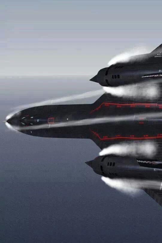 SR 71. http://www.pinterest.com/jr88rules/war-birds/  #Warbirds