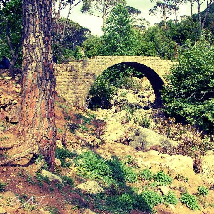 Ottoman Bridge, High-Metn, Lebanon!
