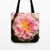Rose heart / Coeur de rose. Tote Bag