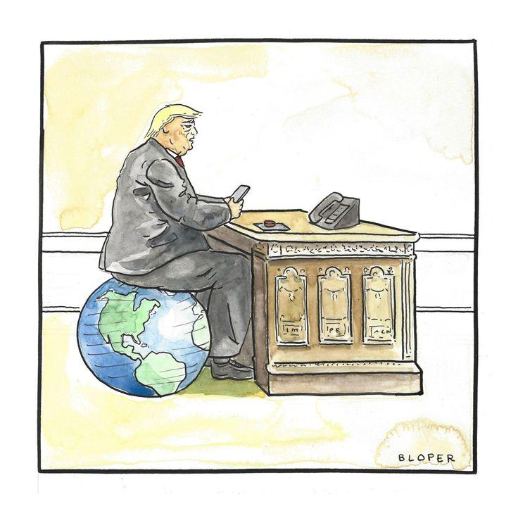 Daily Cartoon: Tuesday, January 30th | The New Yorker
