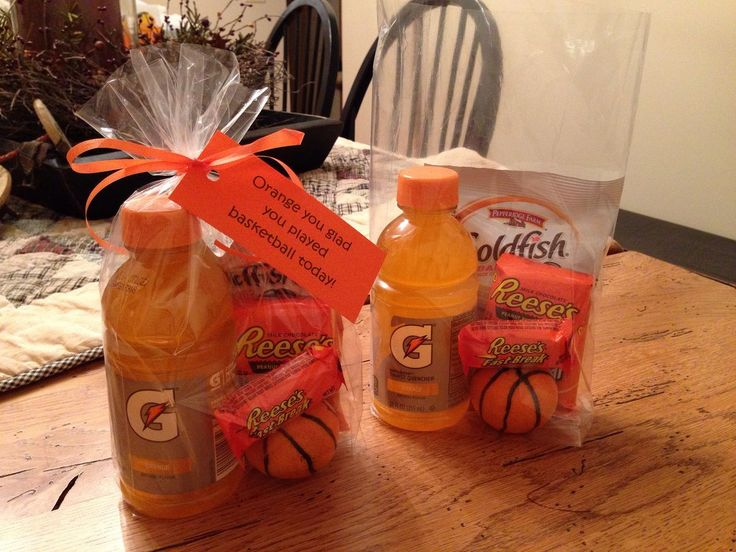 Orange you glad you played basketball today!