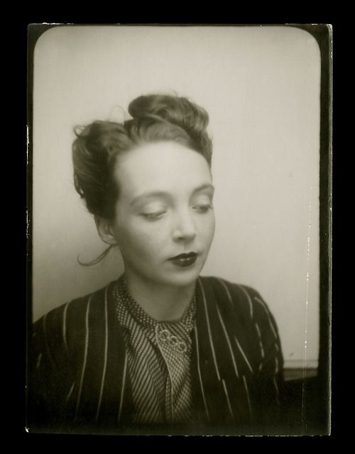 Une jolie photo de Marguerite Duras.