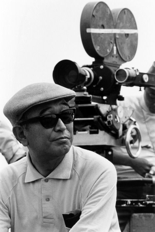 criterioncollection:  One of the world's greatest directors was born on this day in 1910 in Tokyo, Japan.Akira Kurosawa forever!