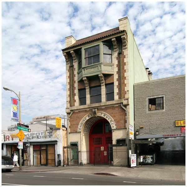 17+ Images About Other Historic Fire Houses On Pinterest
