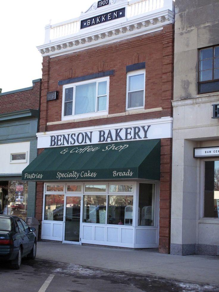 Benson Mn Benson Bakery Benson Minnesota Minnesota