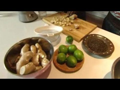 Ginger Beer Recipe - West African drink - http://2lazy4cook.com/ginger-beer-recipe-west-african-drink/
