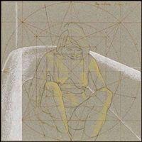 "alex colville - study for ""woman in bathtub"" (1973)"