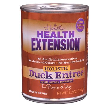 Health Extension Canned Dog Food