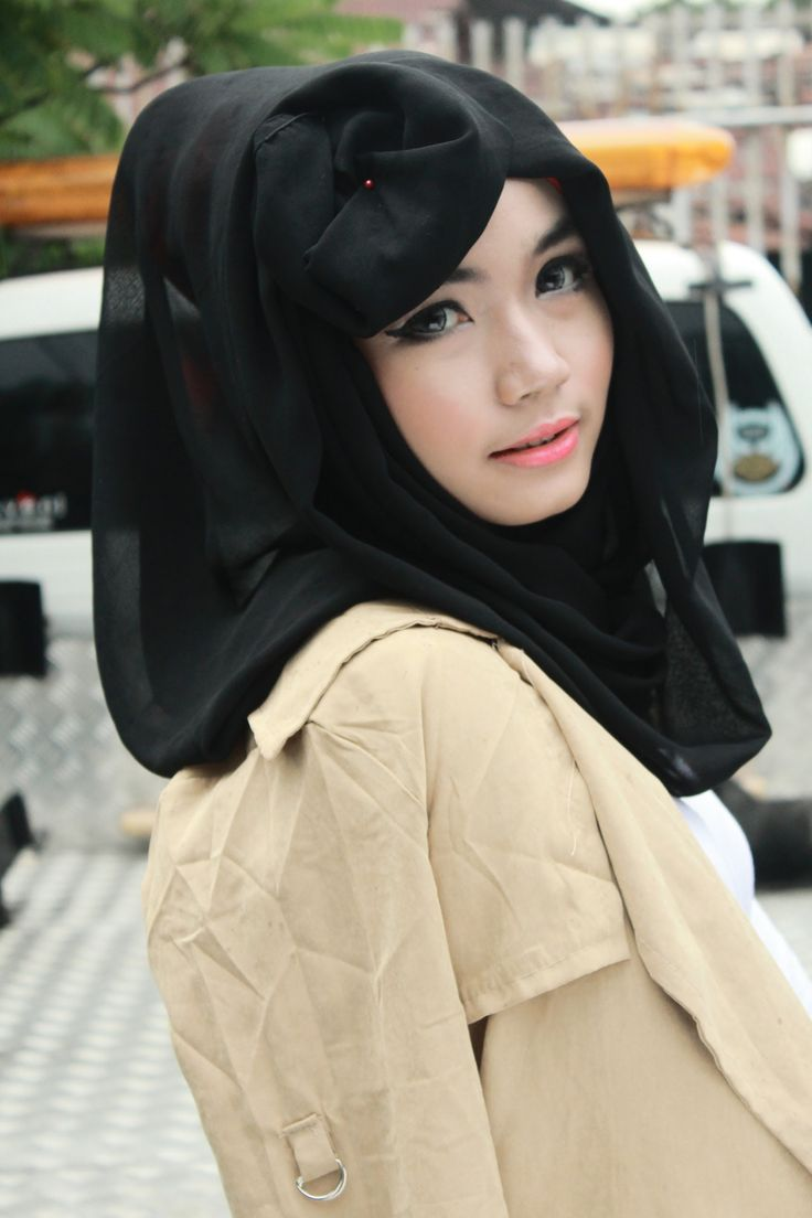 1000 Images About Hijab All On Pinterest Simple Hijab Tutorial