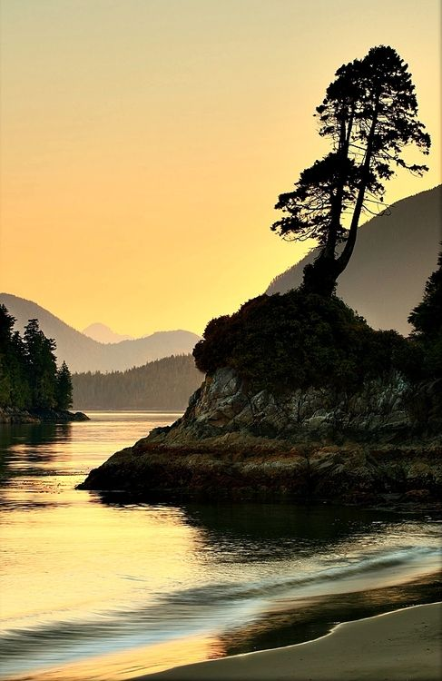 Out of Eden, British Columbia, Canada