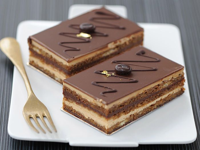 Découvrez la recette Opéra facile sur cuisineactuelle.fr.