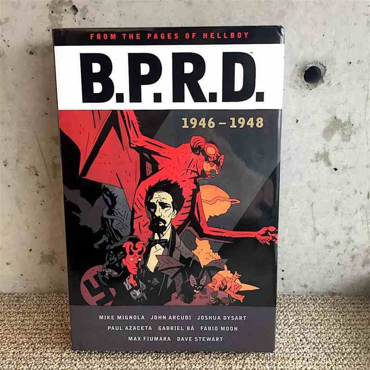 I can't get enough of Mignola's occult investigators. The Bureau for Paranormal Research and Defense first appeared in the Hellboy series, however the comics have spiraled off to rightfully stand o…