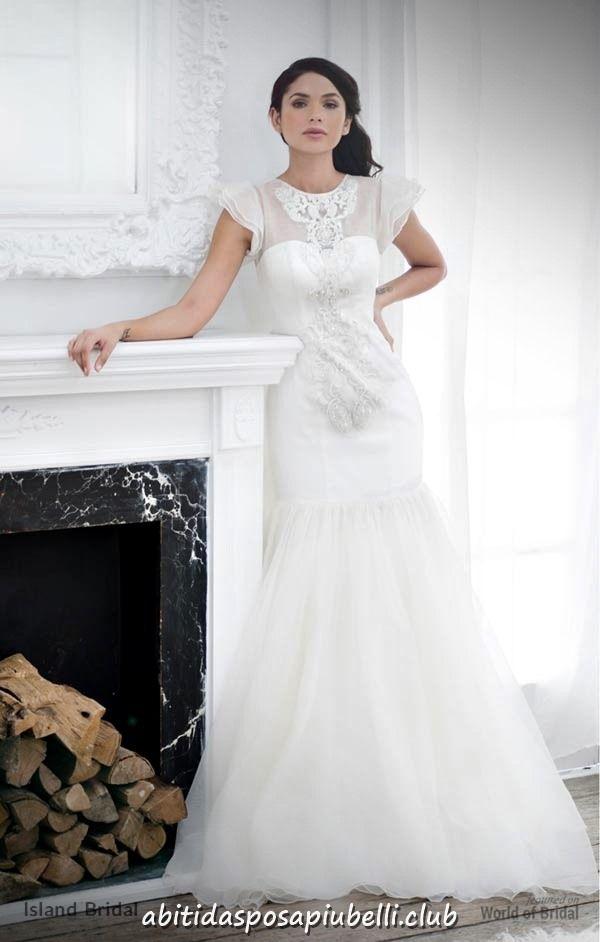 24dedf3d06b7 Abiti da sposa 2018 da sposa dell isola