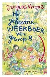 In de groep acht van juf Resi maken de kinderen nu zelf een heel bijzondere herinnering aan hun laatste schooljaar. Ze schrijven namelijk een 'geheim' weekboek.