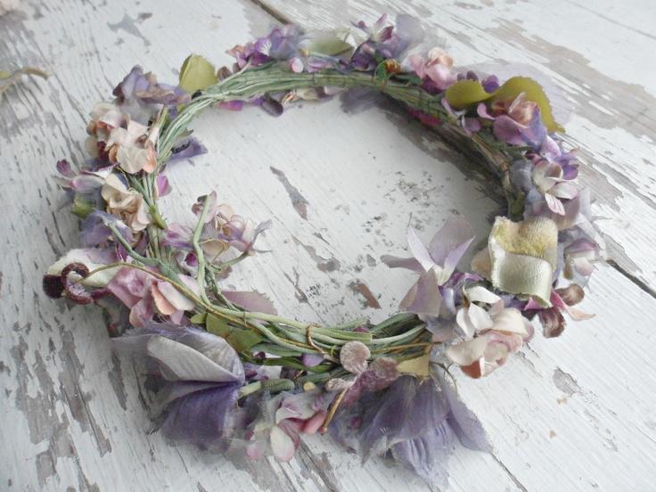 millinery wreath
