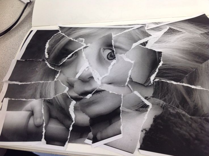 David Hockney montage 1