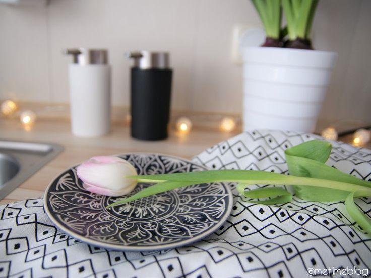 25+ melhores ideias de Küche schwarz weiß no Pinterest Ilha de - küche schwarz weiß