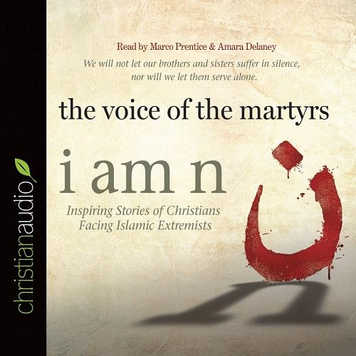 I Am N by Voice of the Martyrs CD