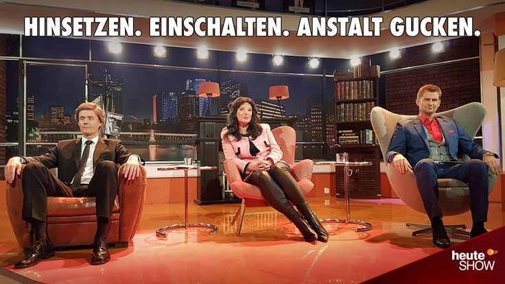 ZDF heute-show (@heuteshow) | Twitter