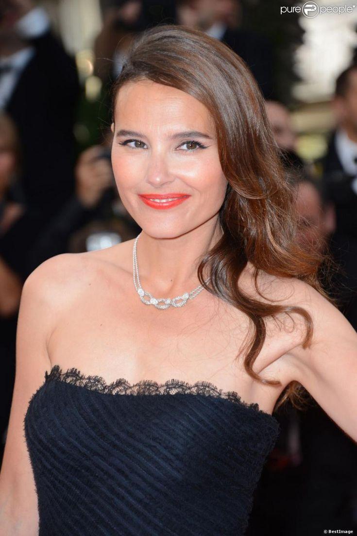 PHOTOS - Virginie Ledoyen lors du Festival de Cannes 2012